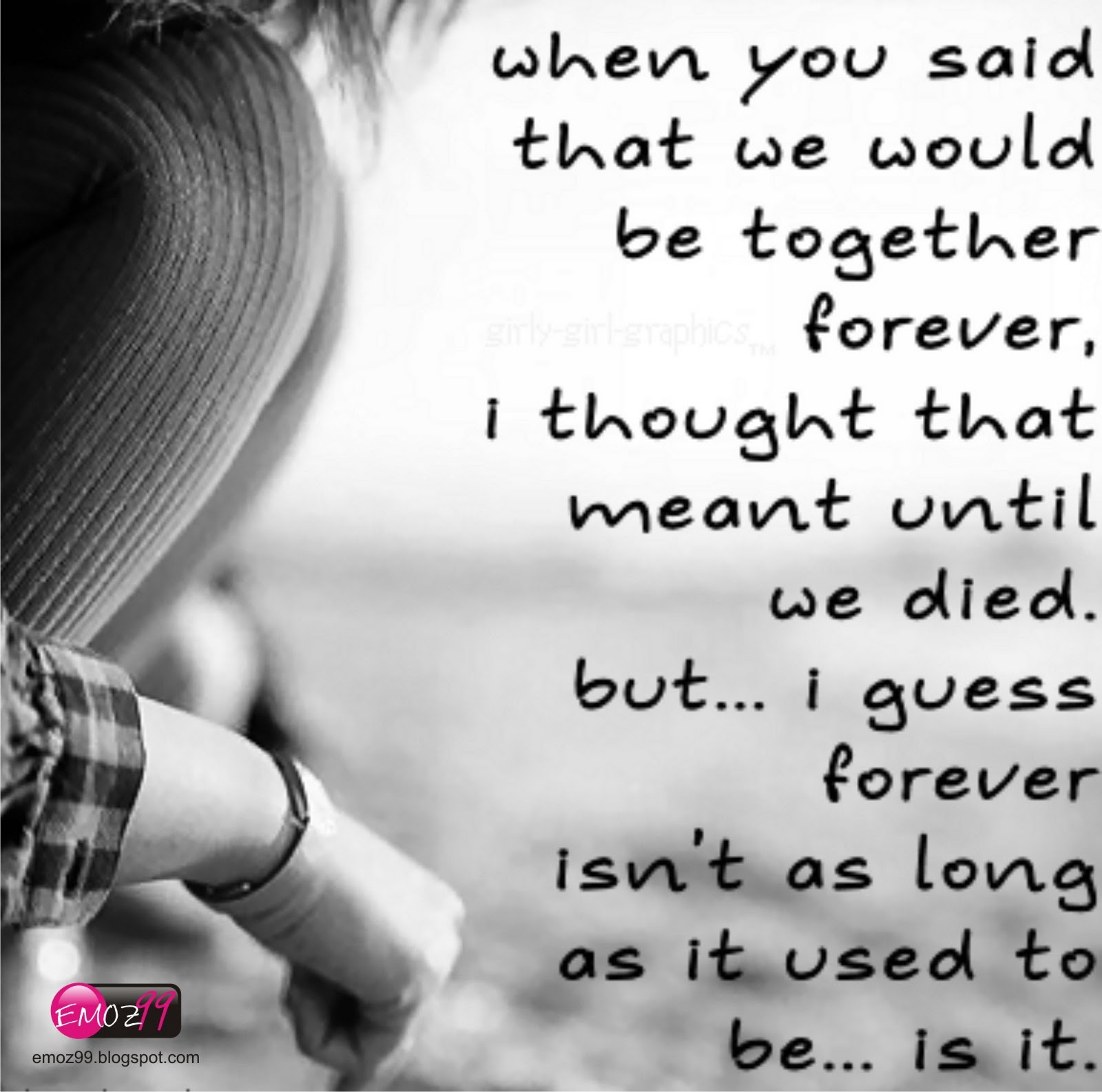 Sad Quotes About Love Best Emo Quotes About Life And Love  Hit Quotes  Hit Quotes