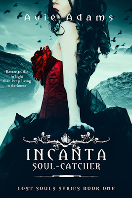 Review: Incanta – Soul-Catcher by Avie Adams
