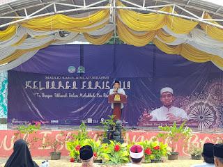 Faris Forum Alumni Ruhul Islam Anak Bangsa
