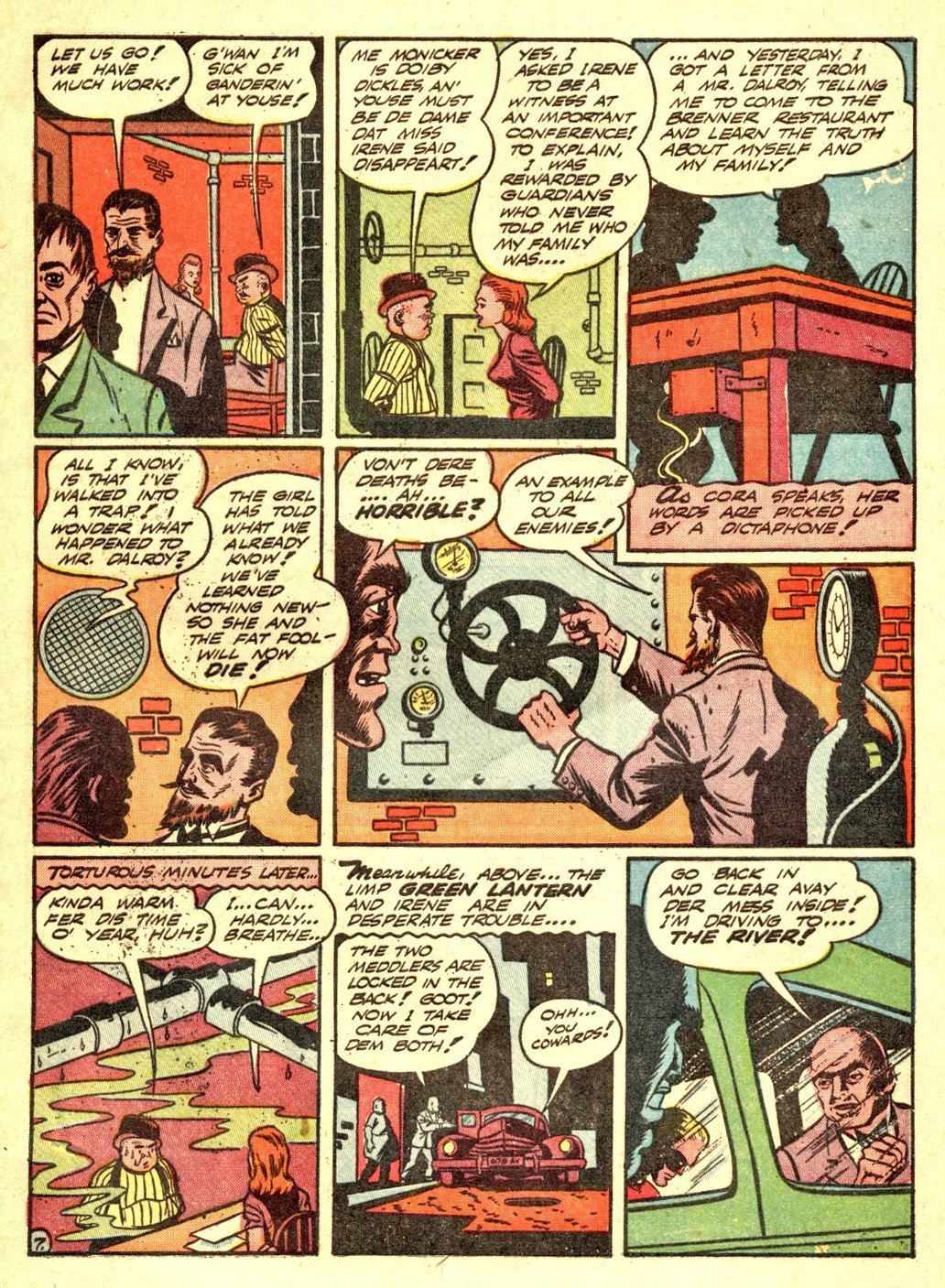 Read online All-American Comics (1939) comic -  Issue #47 - 9