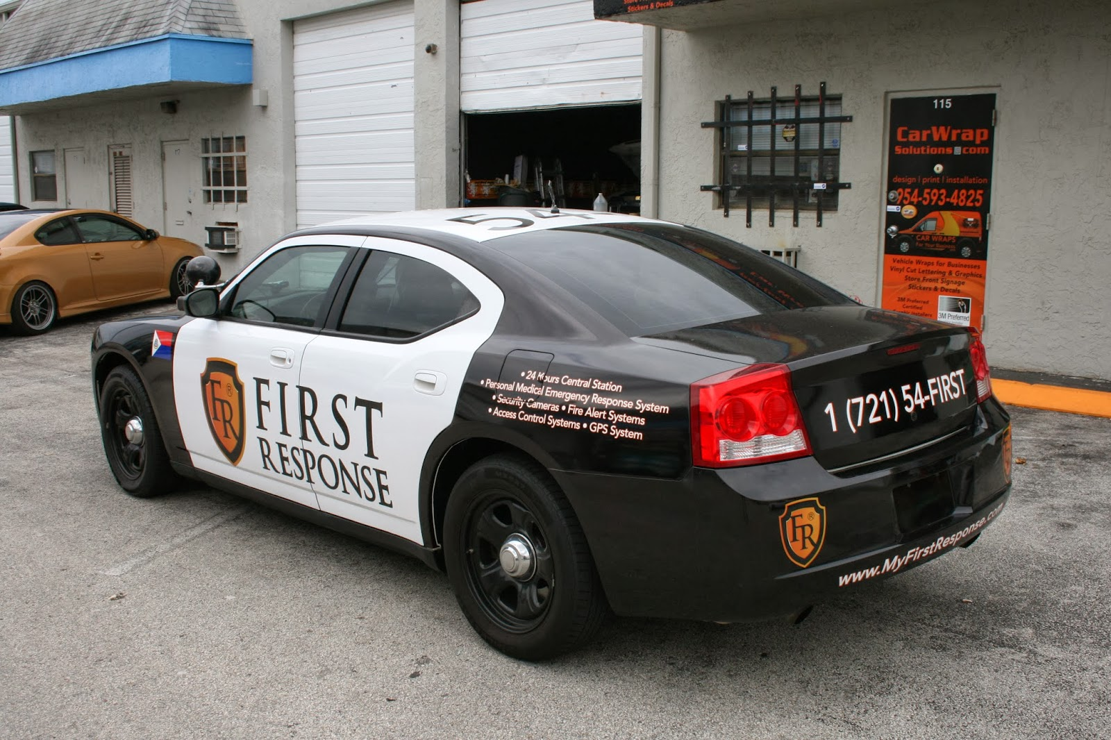 3m Vinyl Car Amp Vehicle Wraps Miami Fort Lauderdale