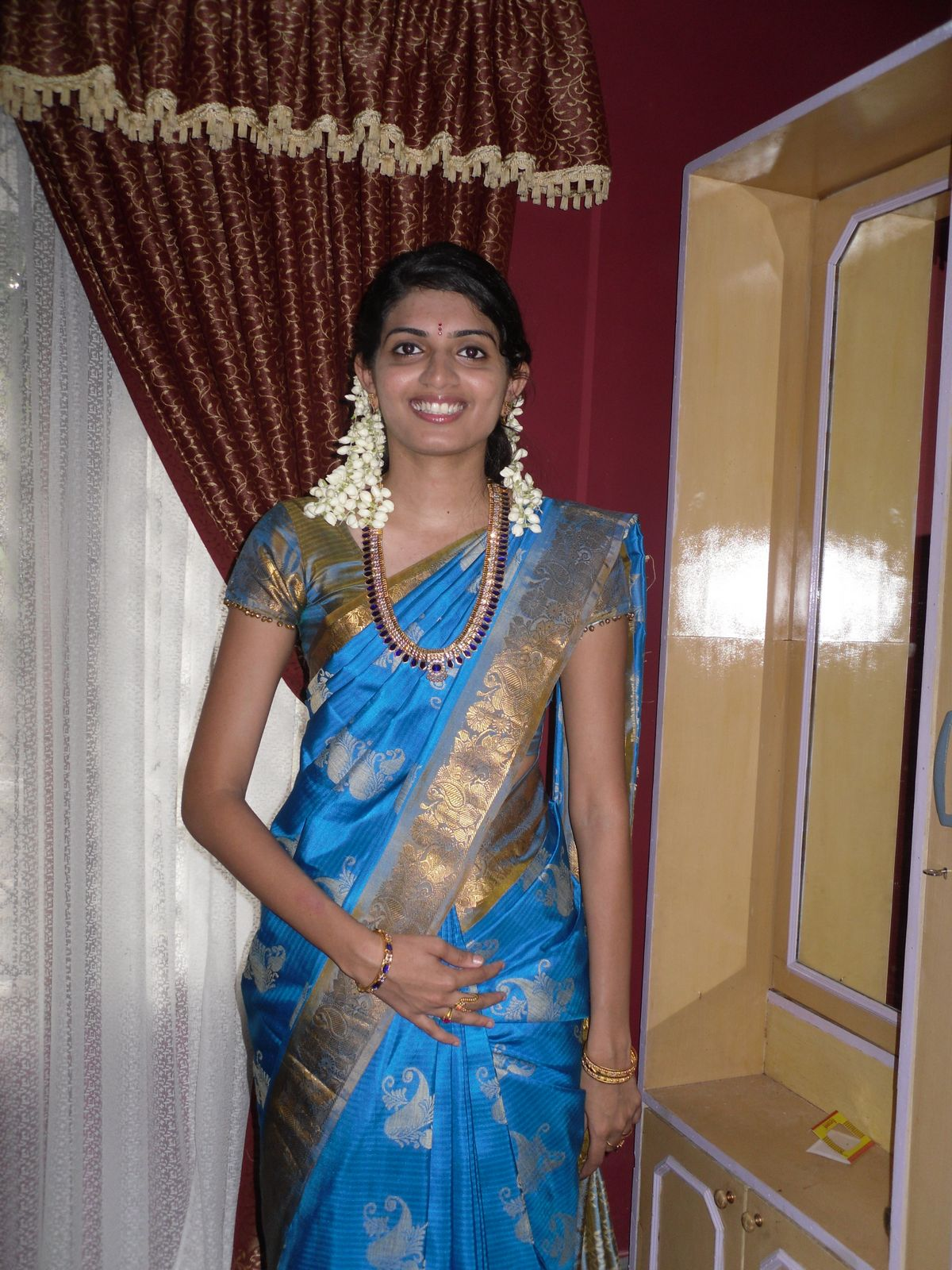 Tamil Girls Tamil Wedding Models-9506