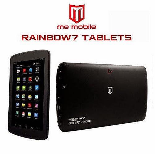 me rainbow 7 tablets