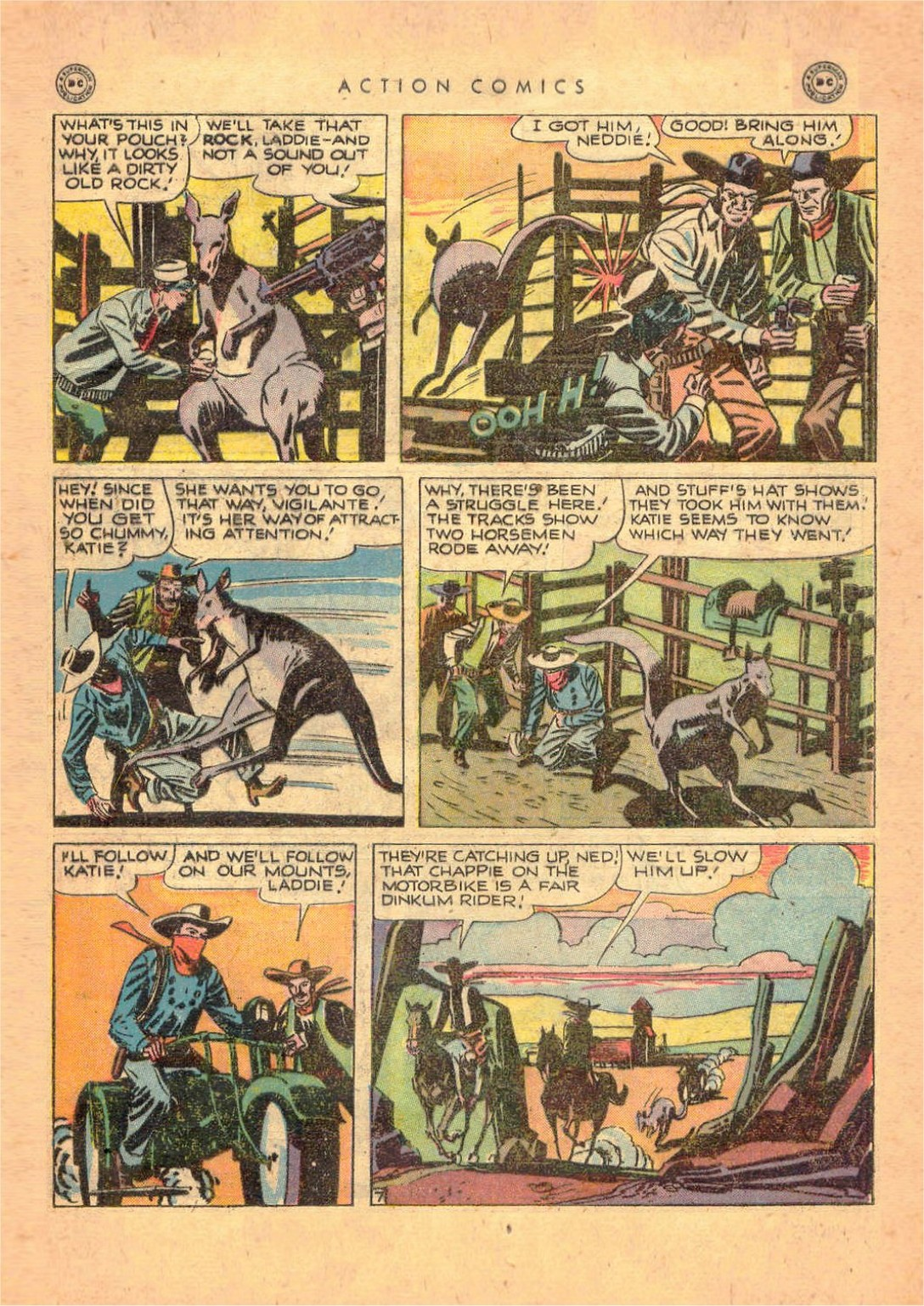 Read online Action Comics (1938) comic -  Issue #124 - 49