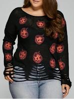 Rosegal-Blogger Halloween cooperation