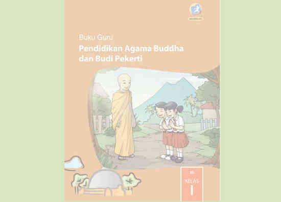 Buku Agama Buddha Kelas 1 K13 Revisi 2017 PDF