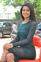 Simran Choudhary Cute beauty with dimples in transparent Green Tight Short Dress ~  Exclusive 026.jpg