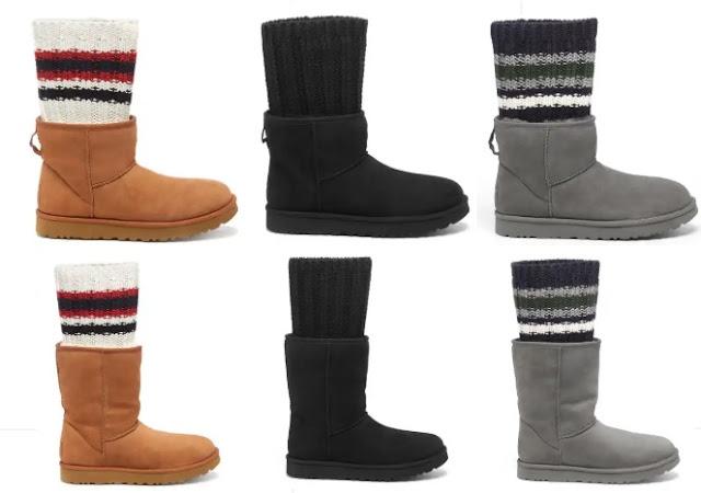 Women's Sacai UGG Boots