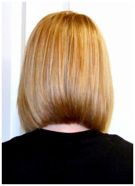 view of medium length bob