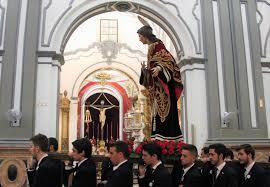 San Juan Evangelista, Patrón de la Juventud Cofrade