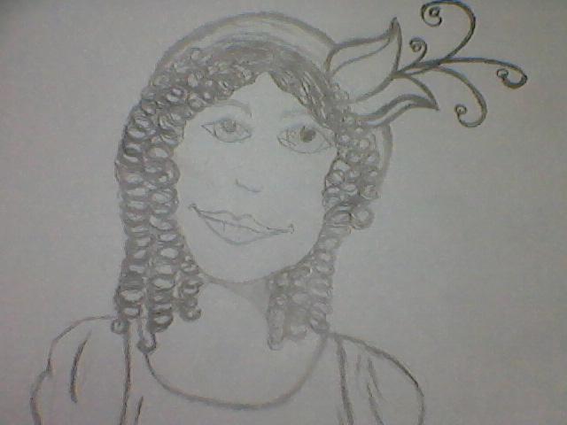 Desenhos Das Meninas Mori Como Desenhar Uma Menina