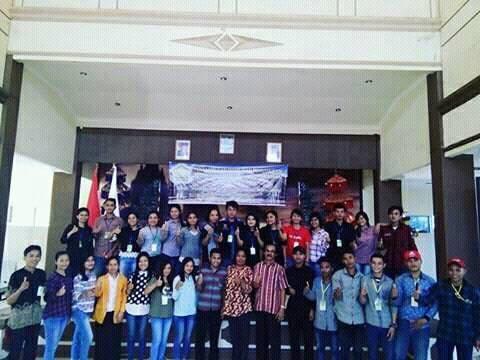 HIPMAHAT Makassar Sambut Kader Baru - Hindu Alukta