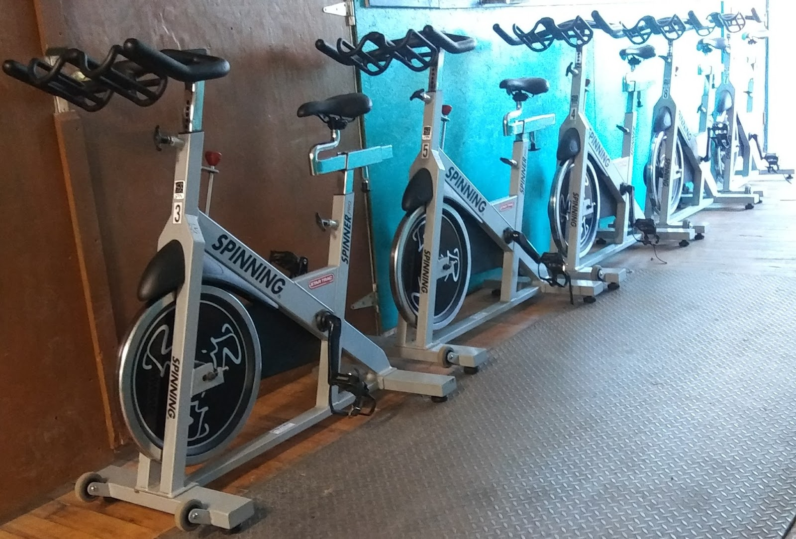 Spin Bike Star Trac Spinner Pro 495