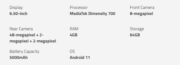 Spesifikasi Poco M3 Pro