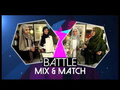 Zaskia Sungkar Pembawa Acara Dua Hijab Trans7
