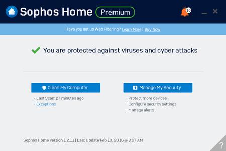 Sophos Home Premium Full