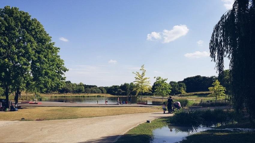 Parc de La Courneuve (parc Georges Valbon)