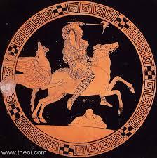 Arimaspian fighting Griffin (Museum of Fine Arts Boston)