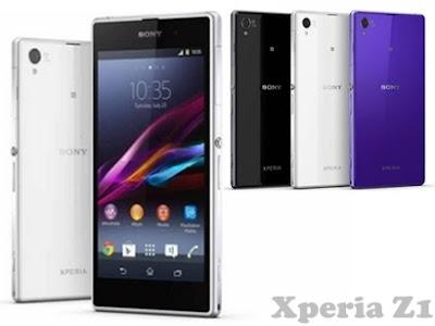 Harga dan Spesifikasi Sony Xperia Z1 Global