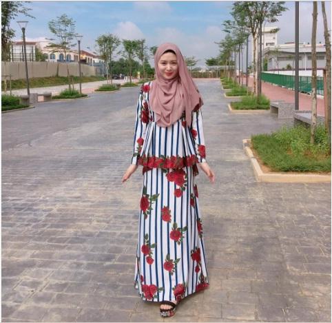 Muslimah Tercantik di Dunia - ayana ketika berada di malaysia