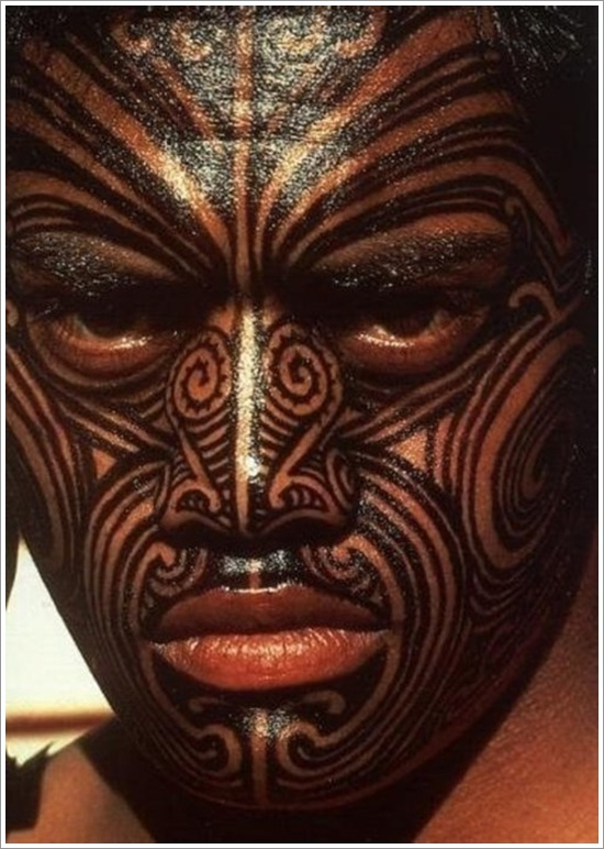 New Zealand Tattoo Maori: Australia 2016: Maori Tattoos