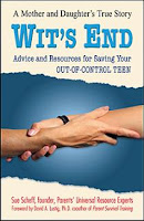 Help Your Teens wits Teen Help for Parents At Wit's End