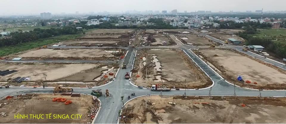 Dự án đất nền Singa City Quận 9 -5