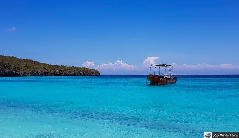 Praia Cas Abao - Curaçao: Tour de praias com guia brasileiro
