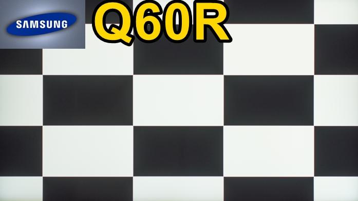 samsung Q60R contraste