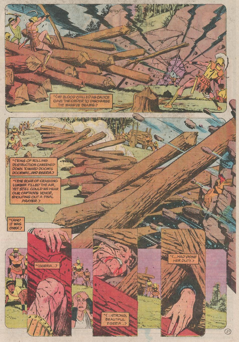 Read online Wonder Woman (1987) comic -  Issue # Annual 1 - 22