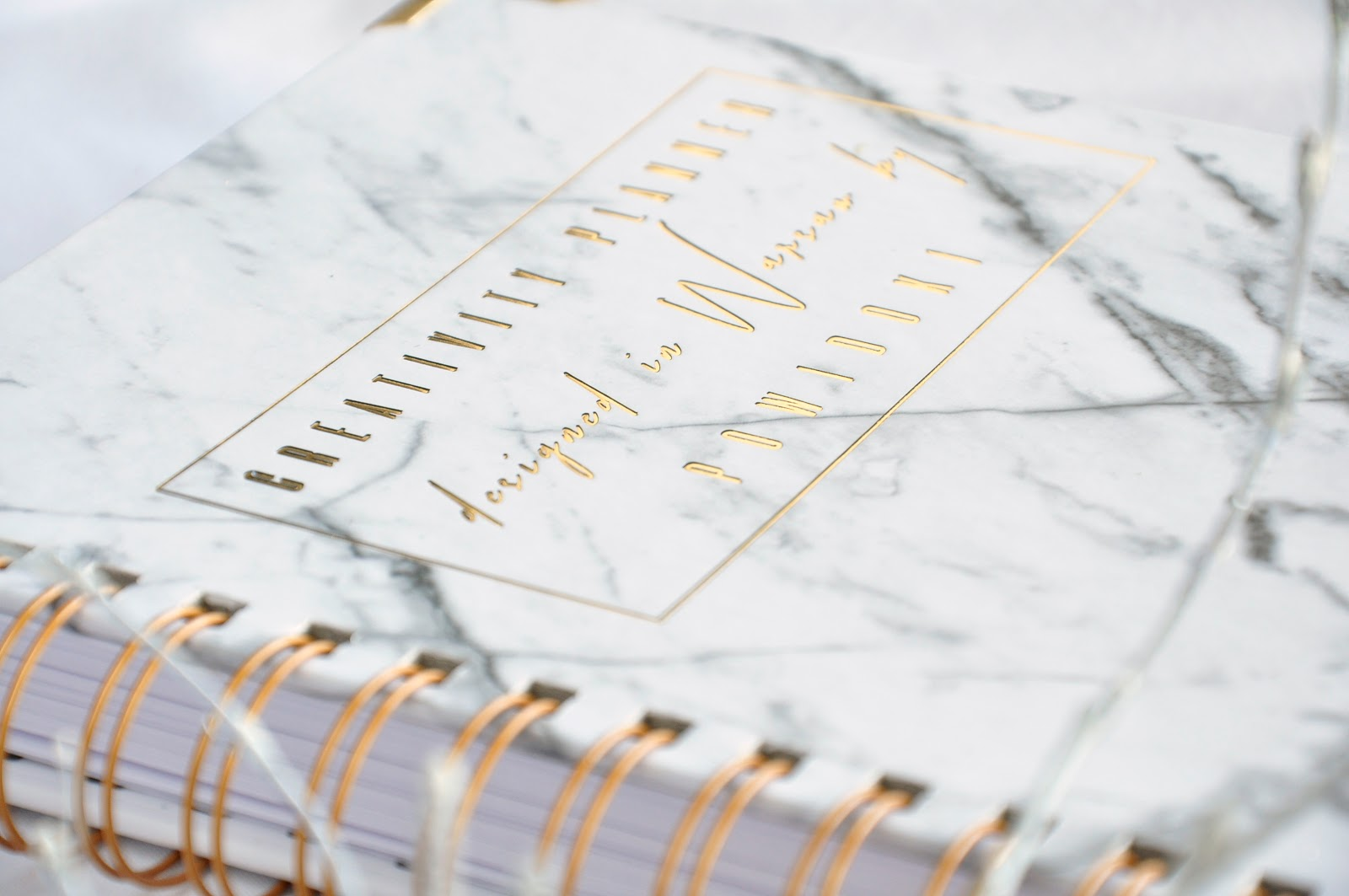 Creativity Planner by Powidoki