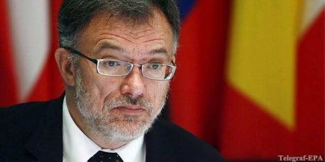 Ambasadorul Lituaniei în Ucraina în 2010-2014, fostul ministru al Afacerilor Externe al Lituaniei