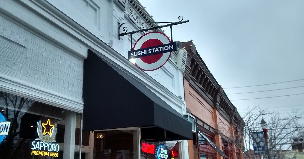 Sushi Station Webster Groves Visited November 2015 Louis to get sushi by stlrestaurant.news! st louis mid county restaurant reviews blogger