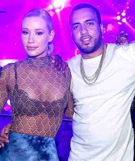 Iggy Azalea and French Montana are dating