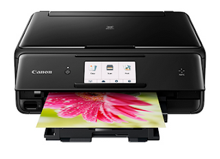 Canon PIXMA TS8020 Driver Download for Mac,Windows and Linux