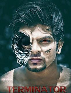 Terminator|Picsart Swappy pawar Editing|Manipulation Editing|Swappy pawar CB