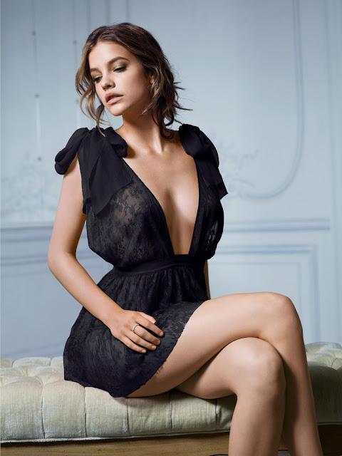 Фото моделі Барбари Палвін