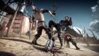 Mad Max PS3 Wallpaper