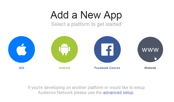 how to create facebook sweepstakes app