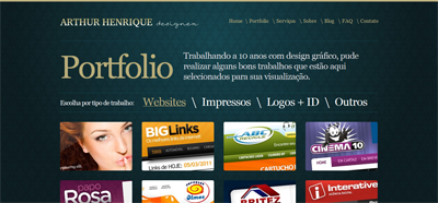 10 Portfolio Sites of Brazilian Designers