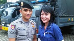 Foto+Saeful+Bahri Foto Polteng Polisi Ganteng Bripda Saiful Bahri