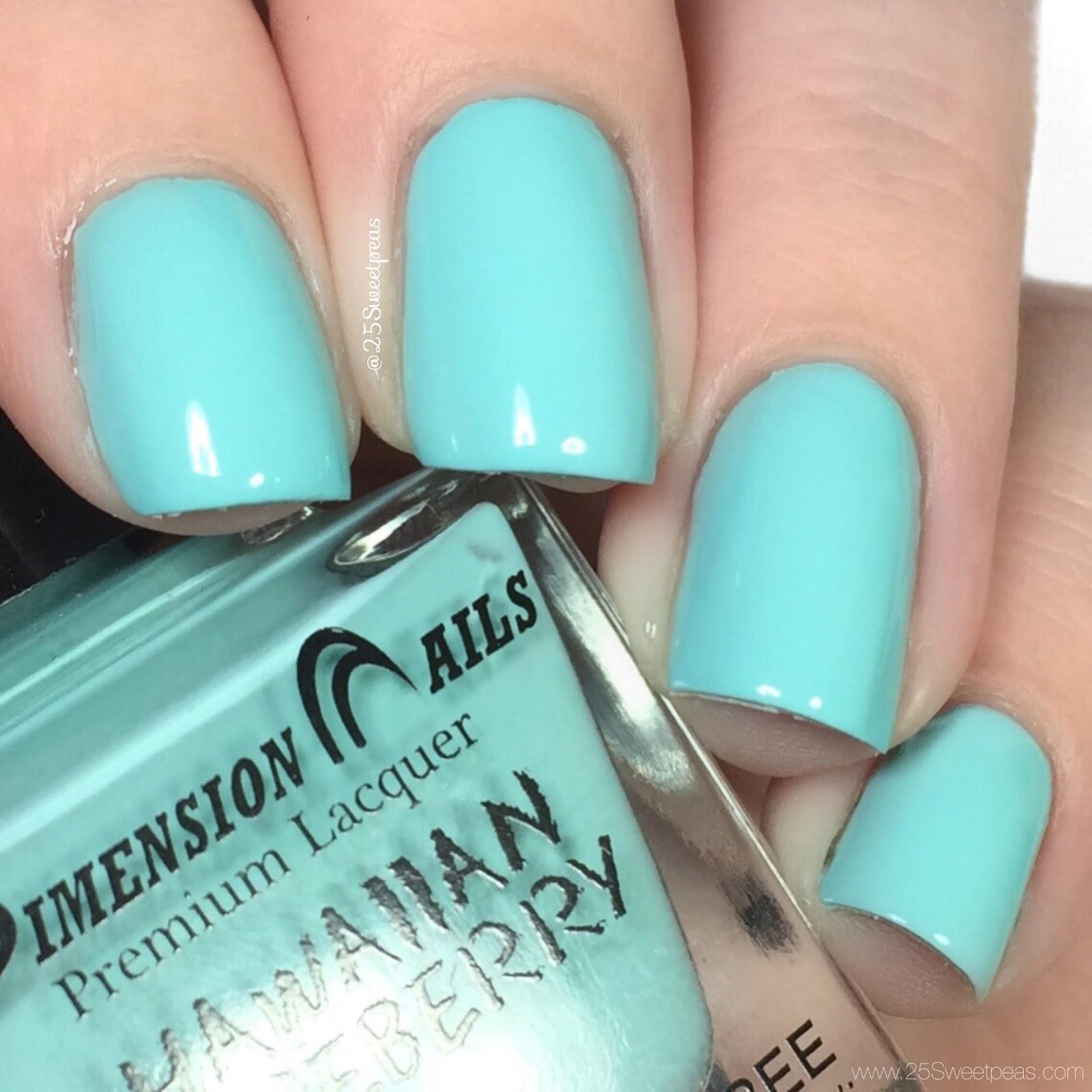 Dimension Nails Hawaiian Blueberry