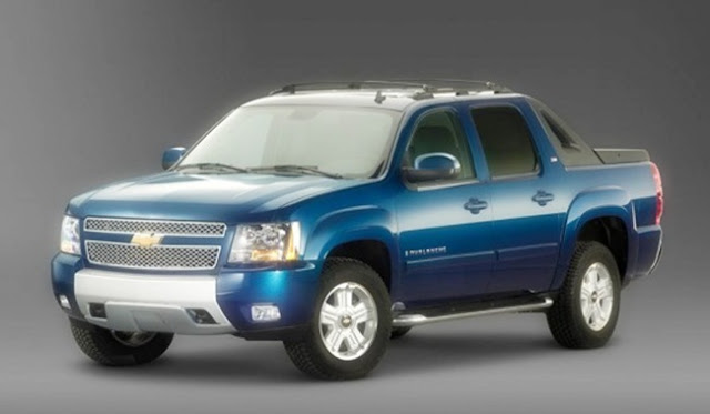 2018 Chevrolet Avalanche Redesign