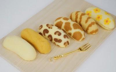 Resep Cara Membuat Tokyo Banana Cake
