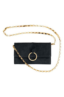 H&M Premium mała torebka na łańcuszku