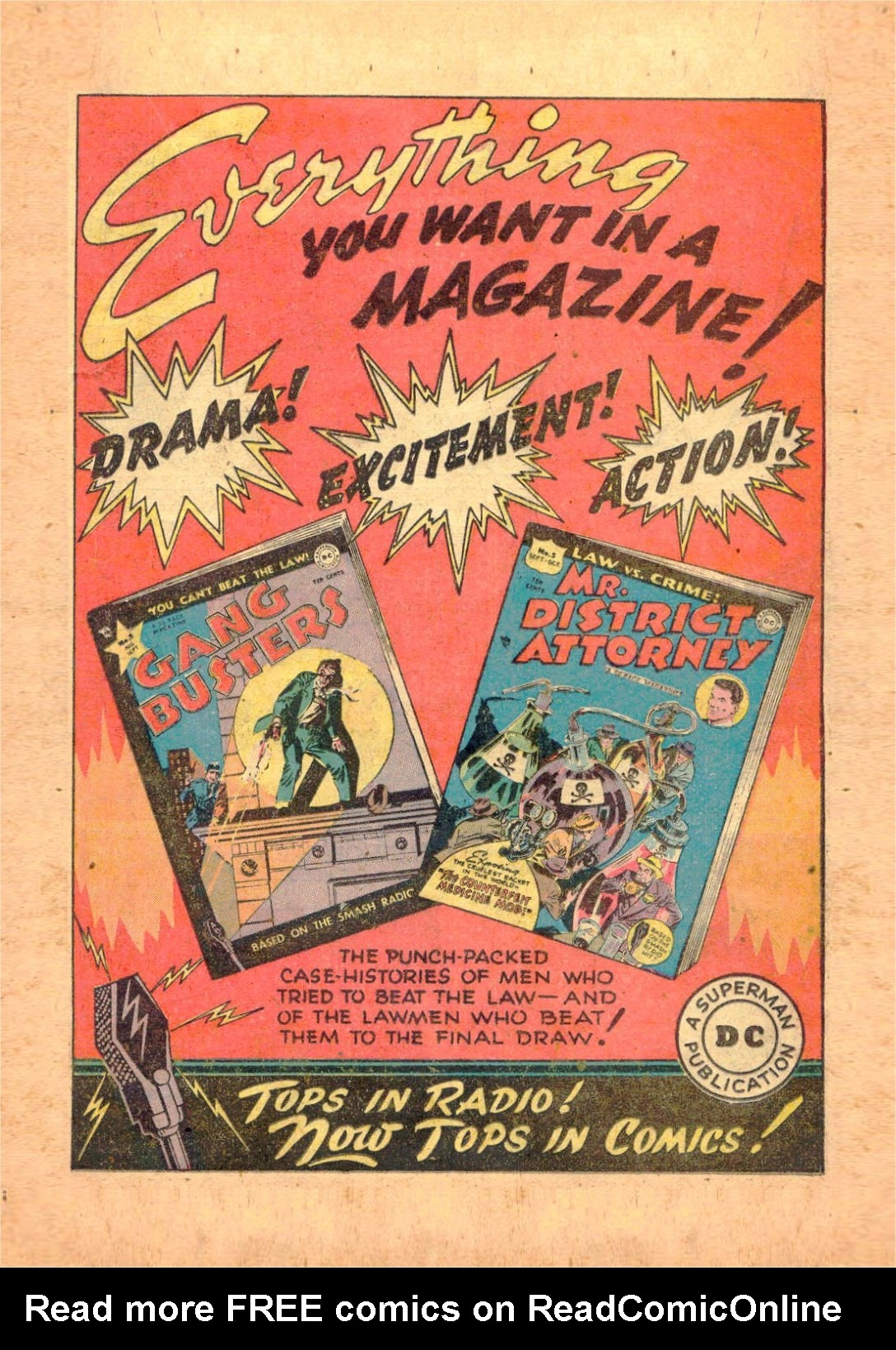 Read online Action Comics (1938) comic -  Issue #124 - 31