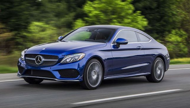 2017 Mercedes-Benz C300 Coupe 4MATIC reviews