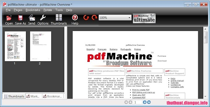 Download pdfMachine Ultimate 15.22 Full Cr@ck