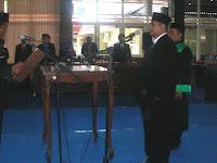 DPRD Sleman Lantik Anggota PAW Dari Fraksi PAN