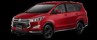 gia xe Innova Toyota Hung Vuong